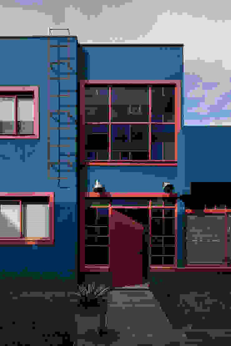 Blacher Arquitetura Eclectic style houses