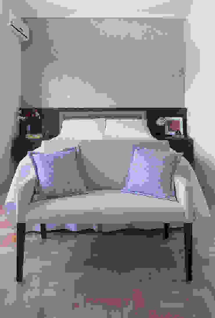 Ausgefallene Schlafzimmer von Blacher Arquitetura Ausgefallen