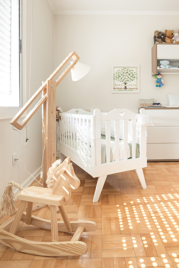 Ausgefallene Kinderzimmer von Blacher Arquitetura Ausgefallen