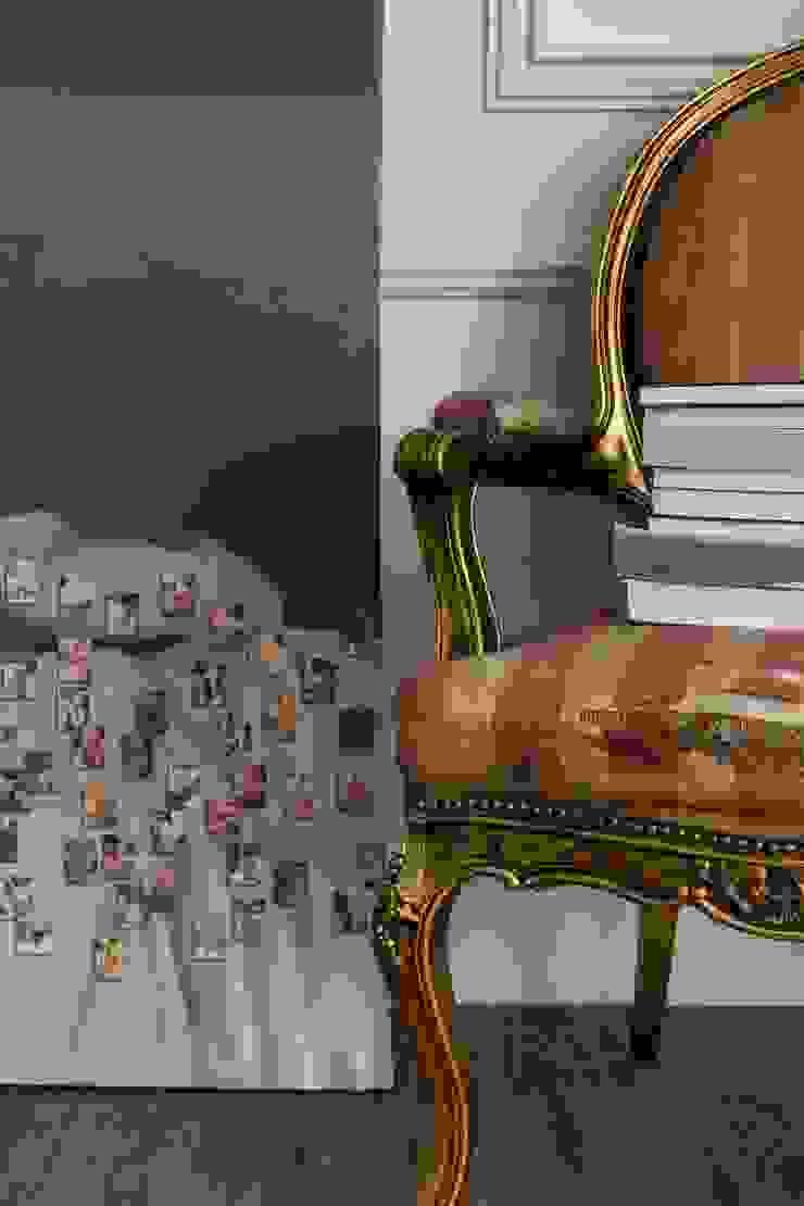 Detalhe do Quadro 'Blind Pietá' por Albus Eclético