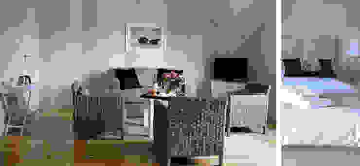 Pensjonat Marina Jacht - apartament od Paszkiewicz Design Rustykalny