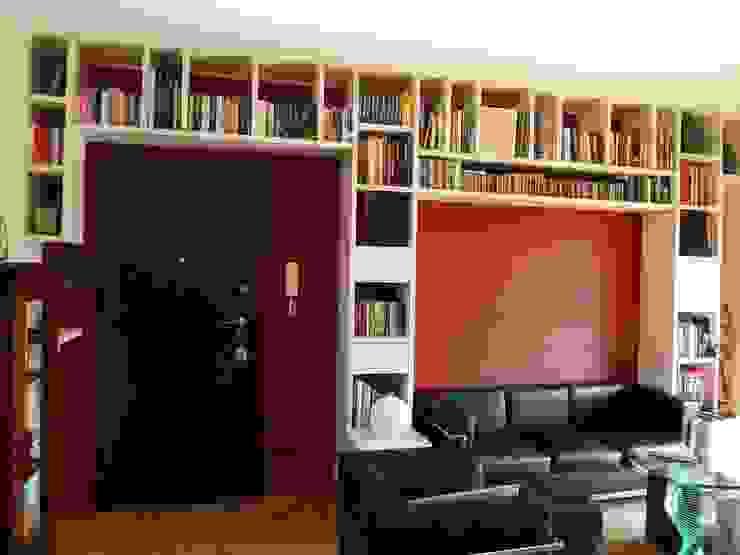 studio di architettura Giorgio Rossetti Modern Living Room