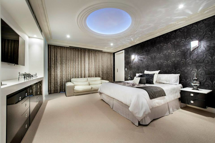 Bedroom by Moda Interiors, Perth, Western Australia Modern style bedroom by Moda Interiors Modern