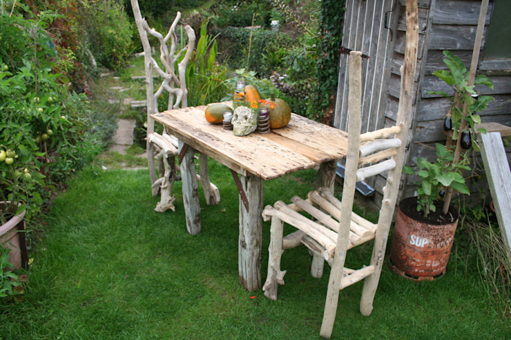 Garden  by Julia's Driftwood,