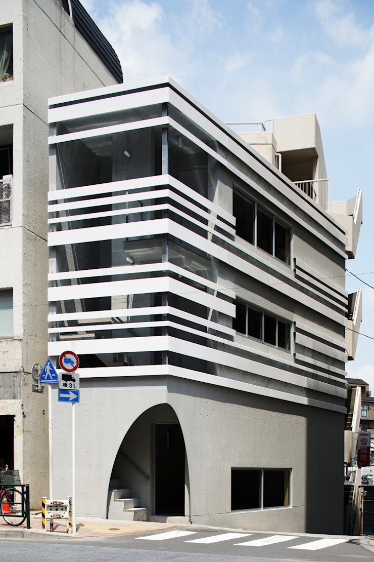 M-BUILDING ミニマルな商業空間 の RCage ミニマル