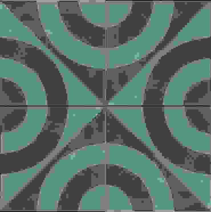 ANDRES - cementowe płtyki podłogowe od Kolory Maroka Śródziemnomorski