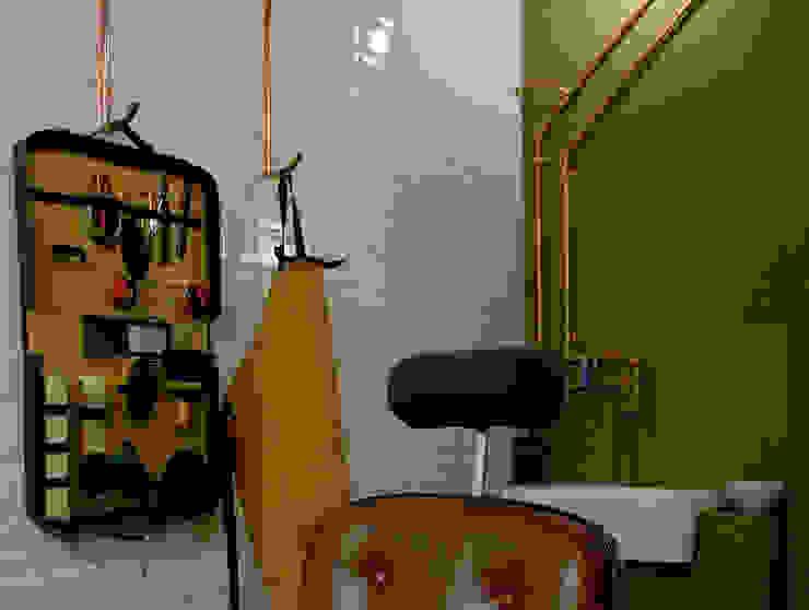 Spas de estilo industrial de Studio Aa Industrial