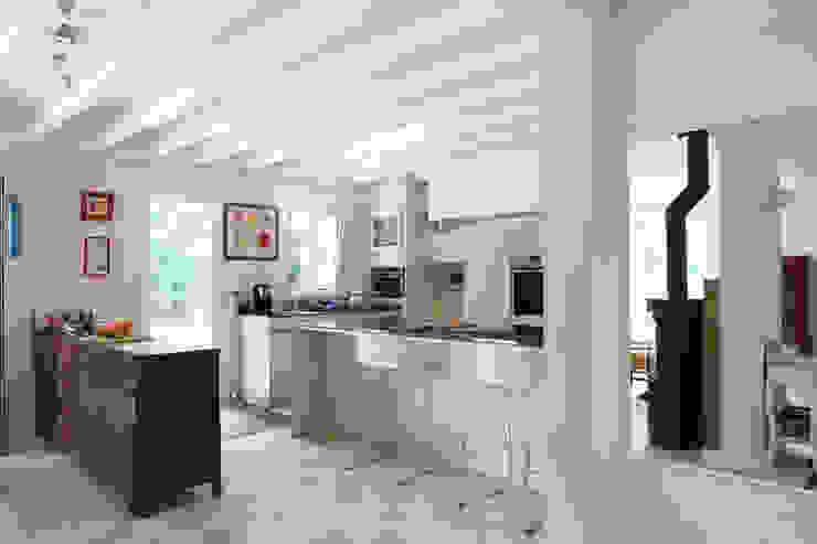 Cuisine Maisons modernes par Patrice Bideau a.typique Moderne
