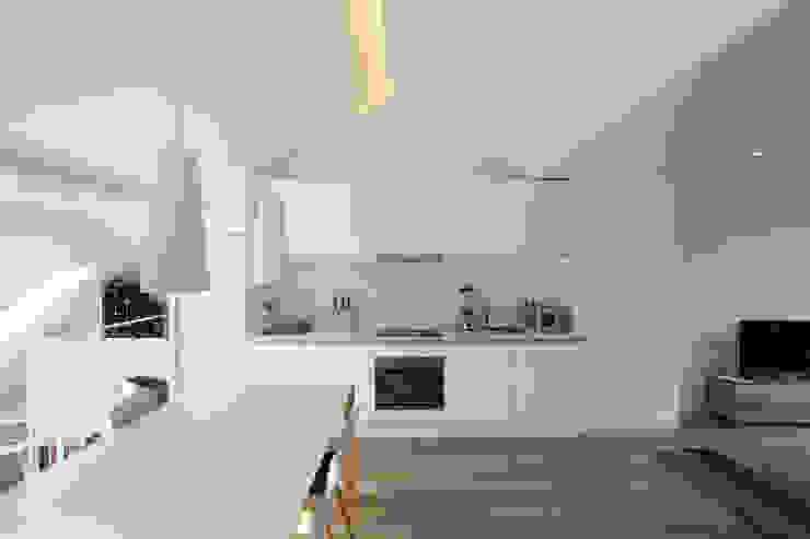 MER79 Cuisine moderne par phdvarvhitecture Moderne
