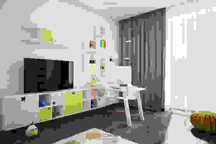 Suburban residential Детская комнатa в стиле минимализм от DA-Design Минимализм