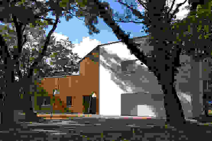 Casas de estilo  de Neostudio Architekci, Moderno