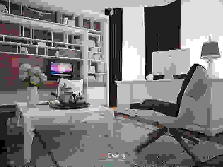 Studio in stile classico di DA-Design Classico