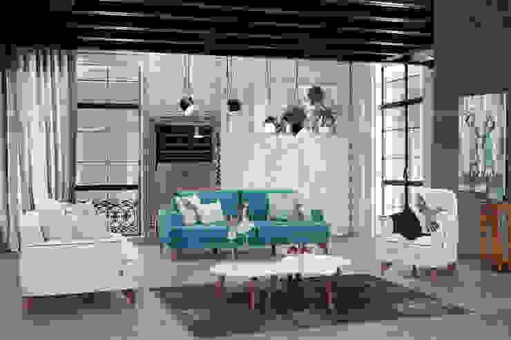 Trabcelona Design – royal salon: modern tarz , Modern