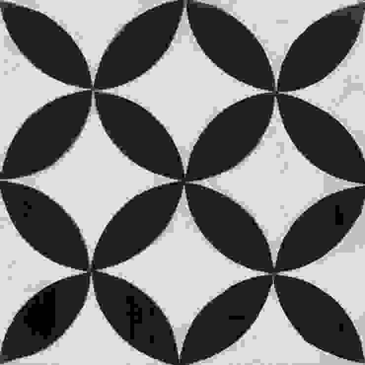 CAVANI - cementowe płytki podłogowe od Kolory Maroka Śródziemnomorski