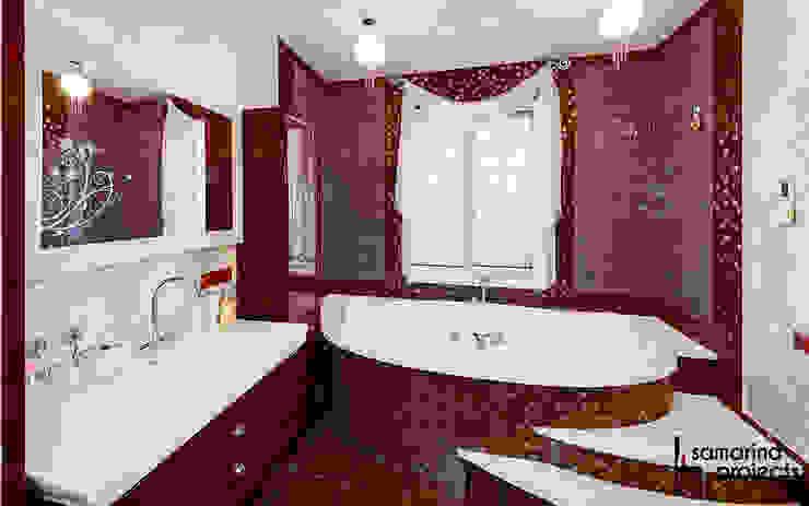 Мечта розовой феи Ванная в классическом стиле от Samarina projects Классический