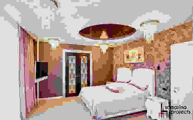 Мечта розовой феи Спальня в классическом стиле от Samarina projects Классический