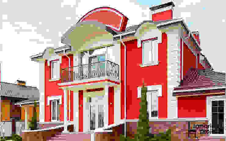 Мечта розовой феи Дома в классическом стиле от Samarina projects Классический