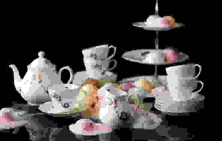 Alice Tea-set: eclectic  by Ali Miller, Eclectic