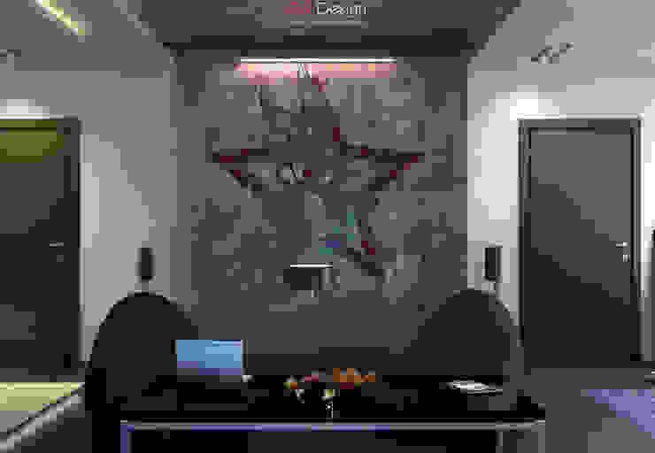 The Banny Apartment Гостиная в стиле минимализм от DA-Design Минимализм