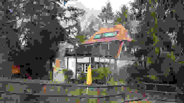 Dachausbau Kleine Villa, Bad Homburg Landhäuser von bjoernschmidt architektur Landhaus