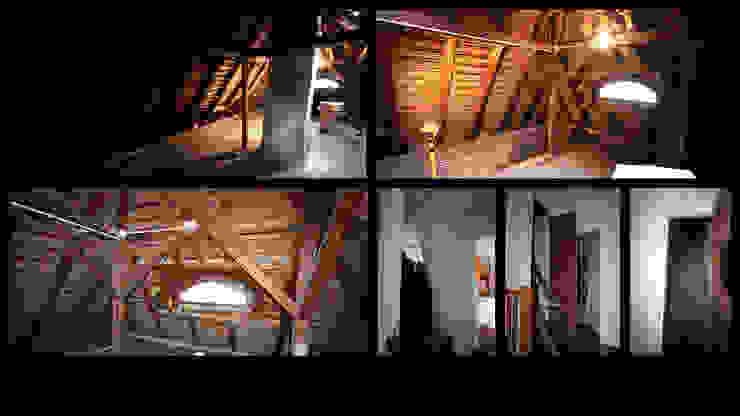 Dachausbau Kleine Villa, Bad Homburg von bjoernschmidt architektur