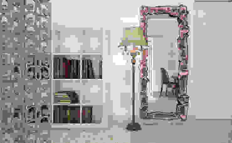 LORA BERGIY <q>daughter room</q> Спальня в эклектичном стиле от 3D_DESIGNER_ALLA Эклектичный