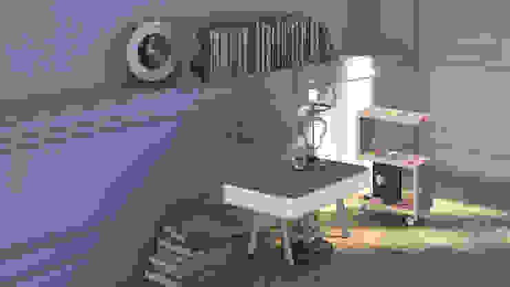 GRUVIERA:  в современный. Автор – 3D_DESIGNER_ALLA, Модерн