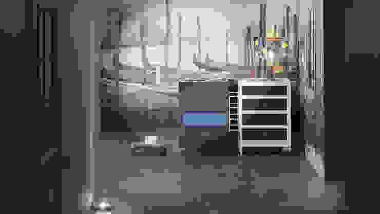 CASSANDRA :  в современный. Автор – 3D_DESIGNER_ALLA, Модерн