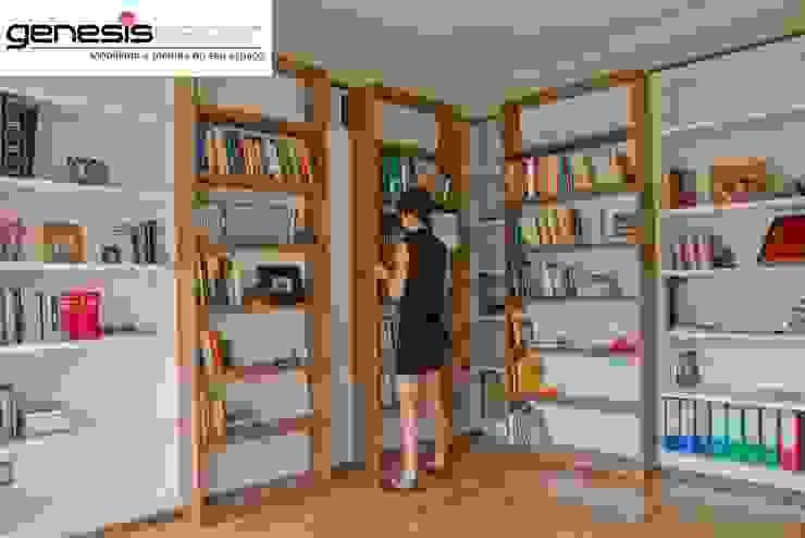 Modern study/office by GenesisDecor Modern