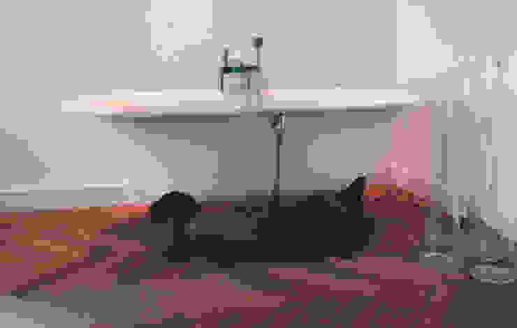 Eiken visgraat Klassieke badkamers van Pruysen Parket BV Klassiek