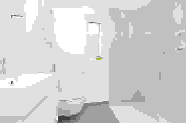 mansard loft conversion wandsworth homify Modern bathroom