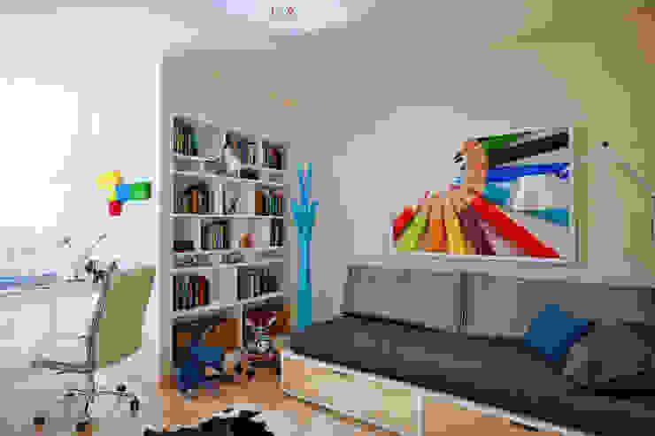 Modern House Детская комнатa в стиле минимализм от DA-Design Минимализм