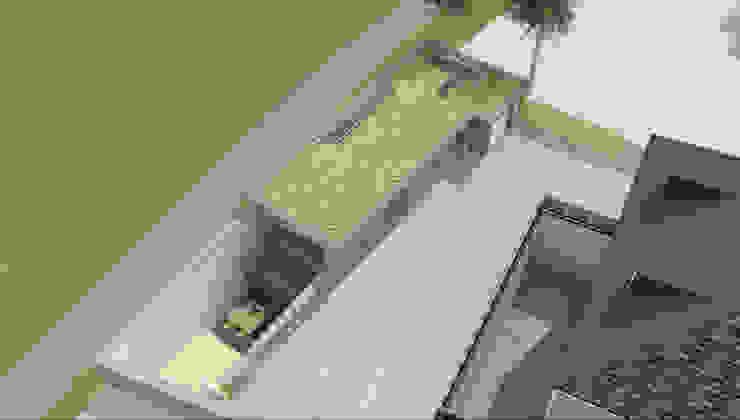 Rumah oleh PAD ARCHITECTS, Modern