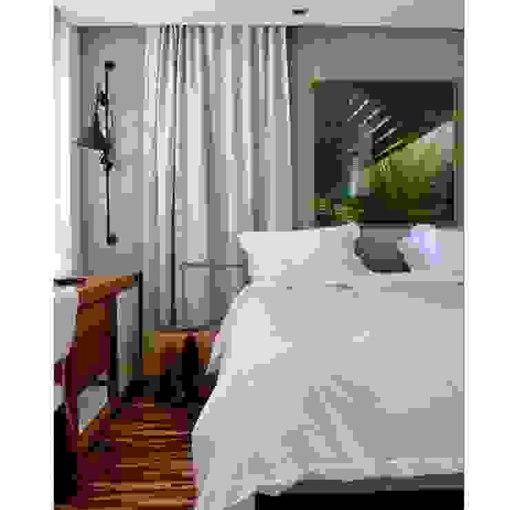House in Rio Modern Bedroom
