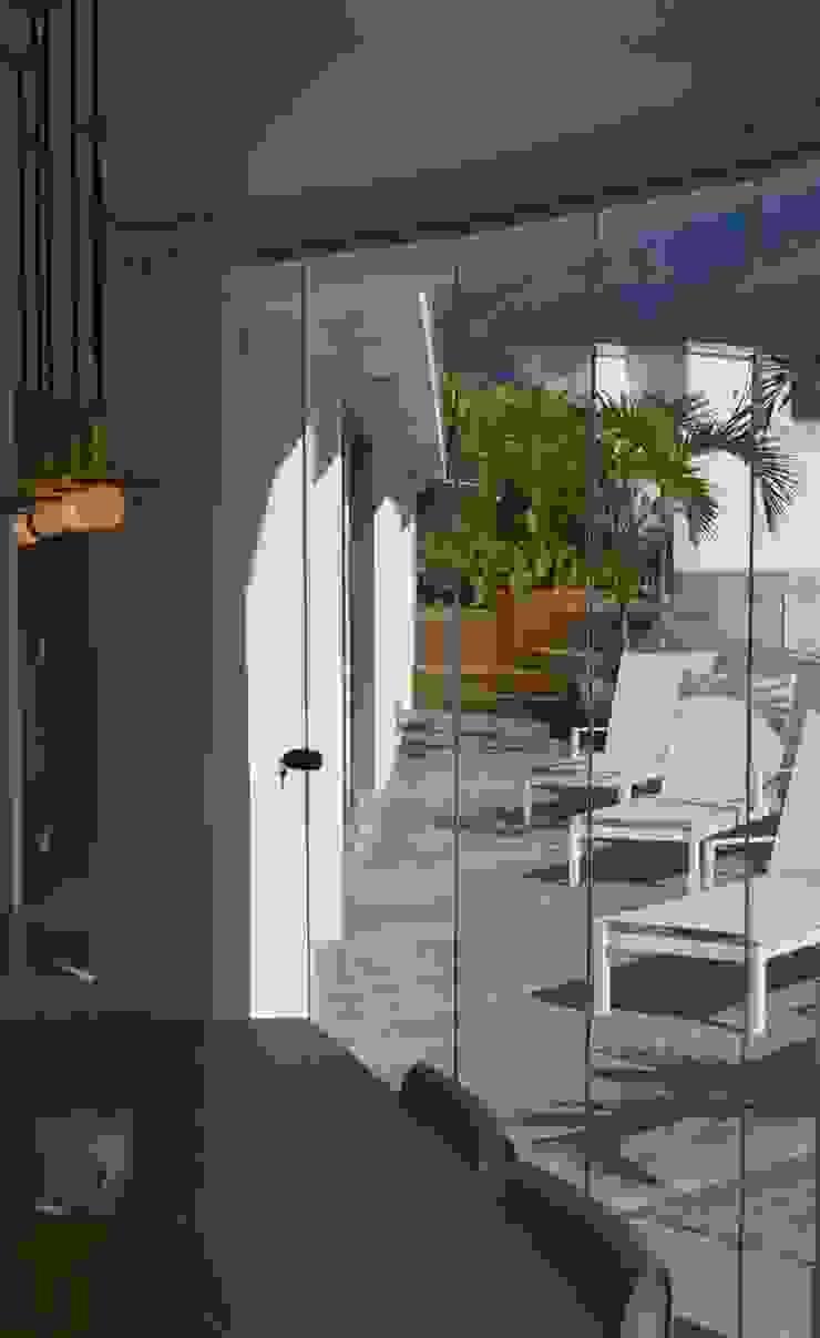 House in Rio Modern Terrace