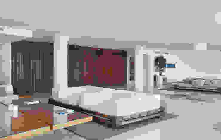 Estar Salas de estar modernas por House in Rio Moderno