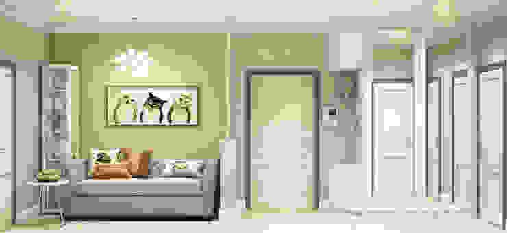 Marina Sarkisyan Ausgefallene Wohnzimmer