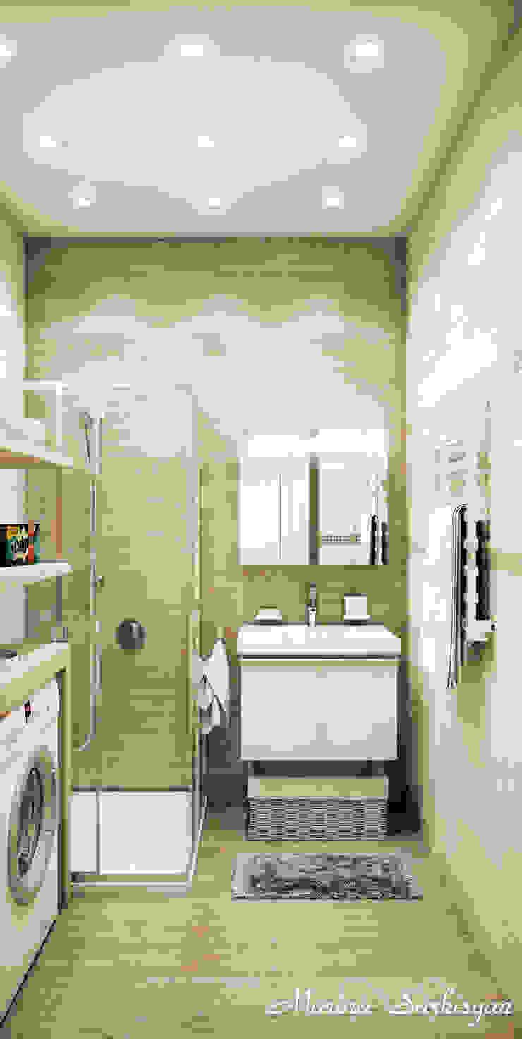 Marina Sarkisyan Ausgefallene Badezimmer