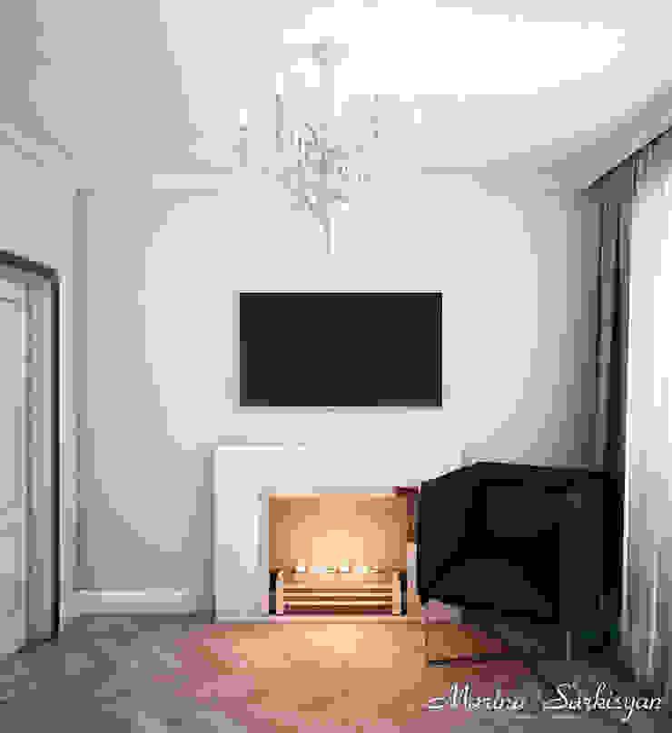 Marina Sarkisyan Ausgefallene Schlafzimmer