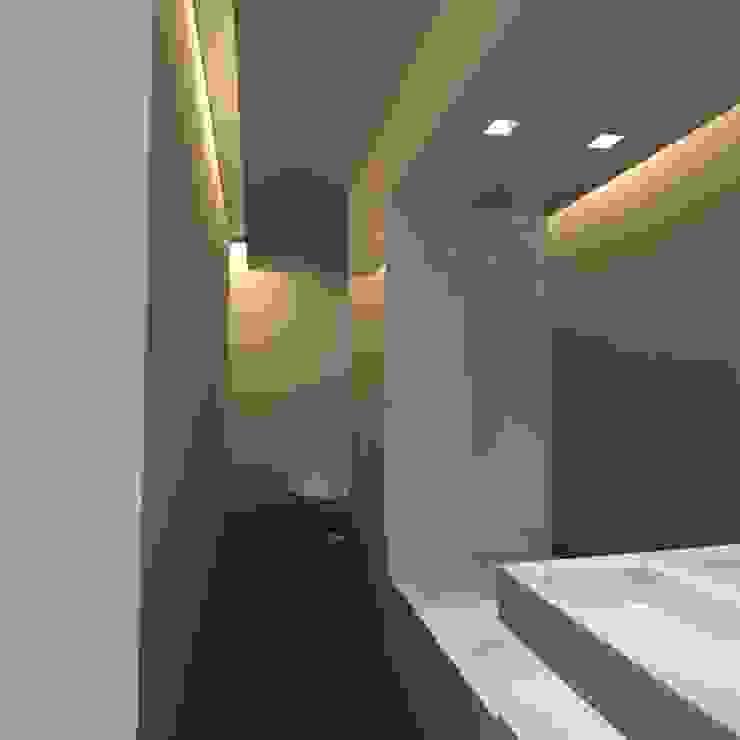 根據 gk architetti (Carlo Andrea Gorelli+Keiko Kondo) 簡約風