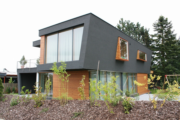 Modern home by böser architektur Modern