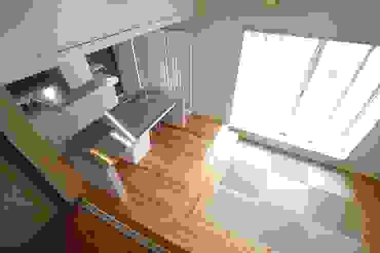 Eclectische keukens van 徳増建築設計事務所 Eclectisch