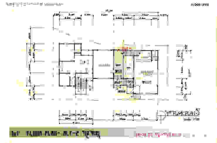 1st ' Floor plan by Urban Garden AIN.Ltd