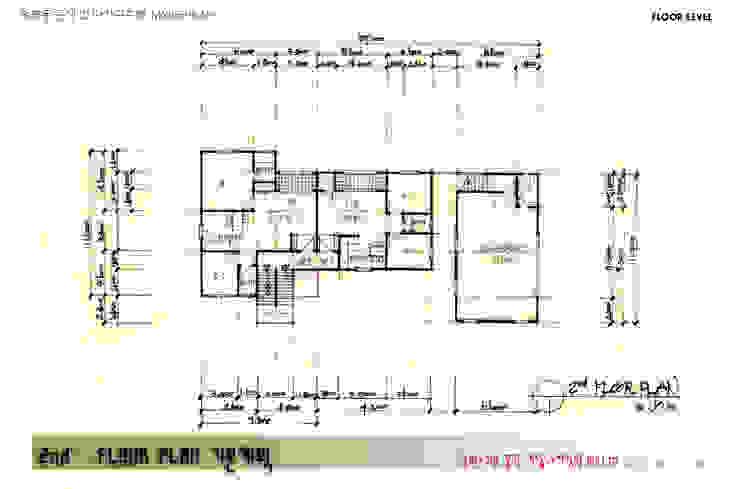 2nd ' Floor plan by Urban Garden AIN.Ltd