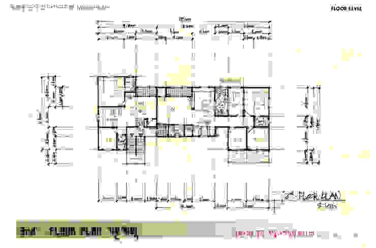 3rd ' Floor plan by Urban Garden AIN.Ltd