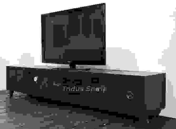 Creation Meuble Tv Industriel Xxl By Indus Spirit Homify