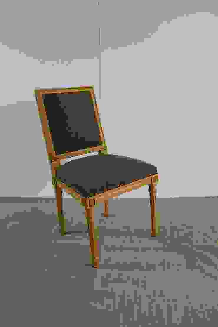 Louis XVI Yemek Sandalyesi Marangoz Çırağı Klasik
