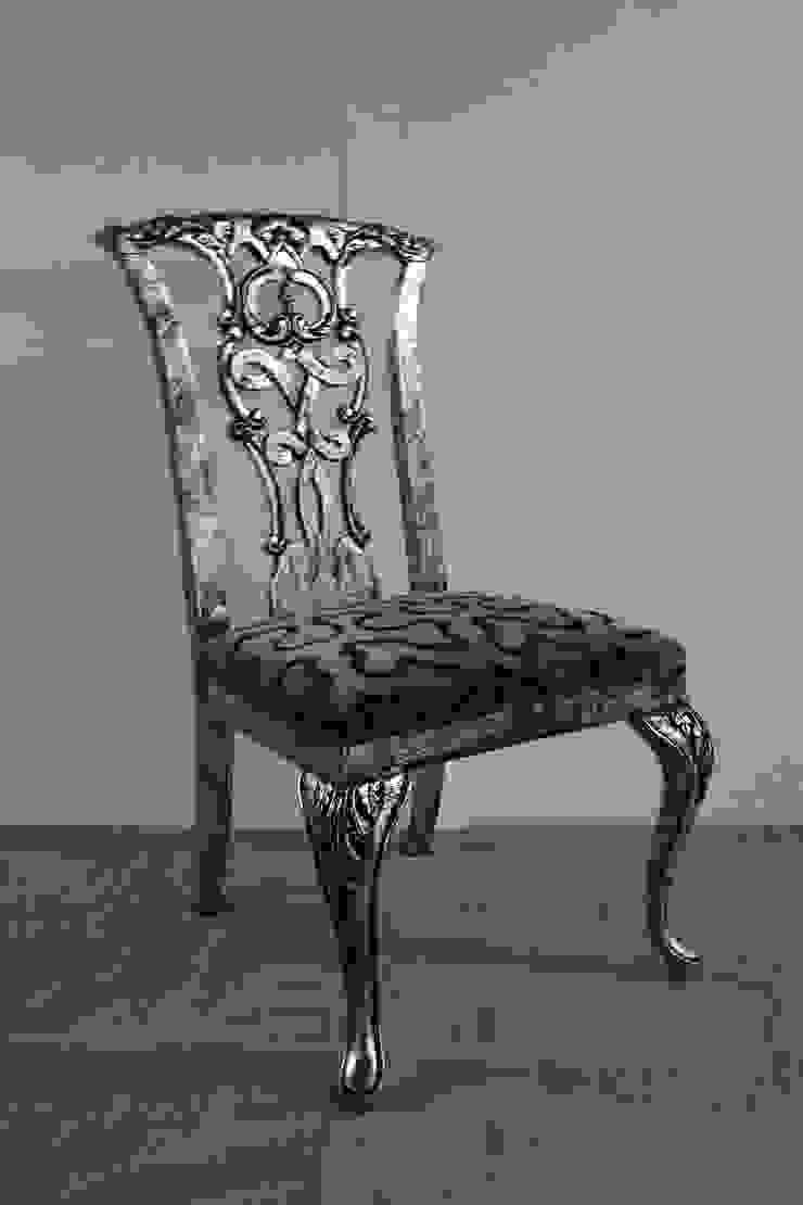 Winchester Yemek Sandalyesi Marangoz Çırağı Klasik