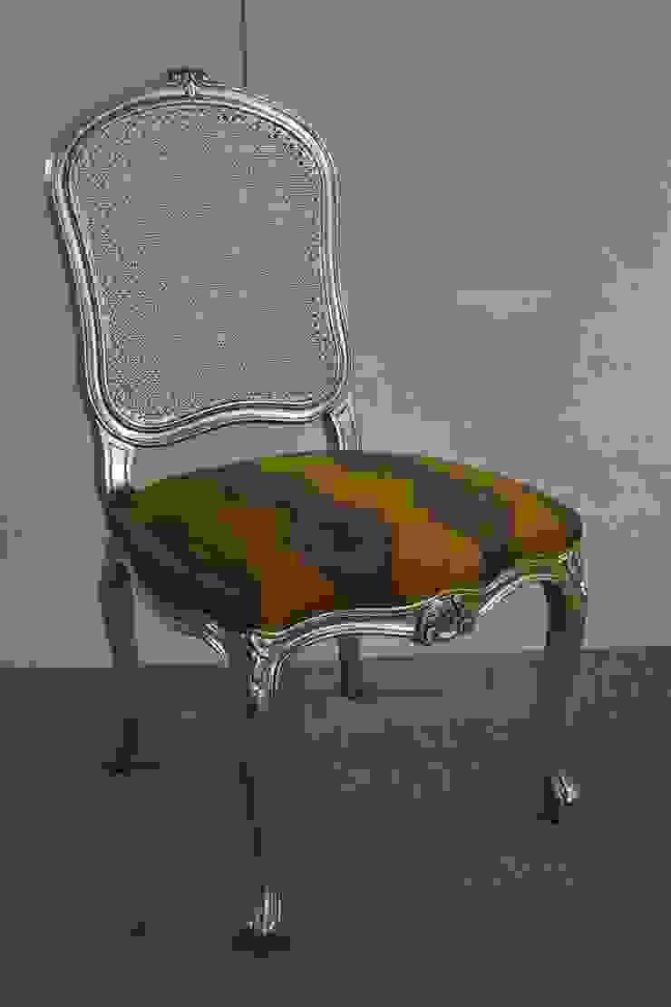 Capua Yemek Sandalyesi Marangoz Çırağı Klasik