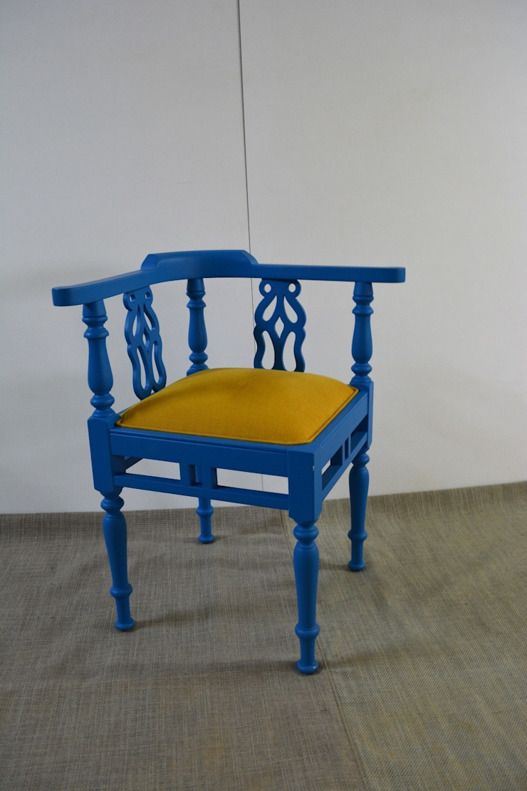 Soton Köşe Sandalye Marangoz Çırağı Klasik